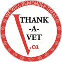 Thank-a-Vet Logo